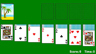 Solitaire скриншот 2