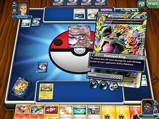 Pokemon: TCG Online скриншот 1