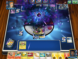 Pokemon: TCG Online скриншот 2
