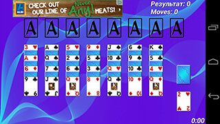 Solitaire: Free Pack скриншот 3