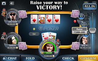 Dragonplay Poker: Texas Holdem скриншот 2