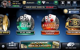 Dragonplay Poker: Texas Holdem скриншот 3