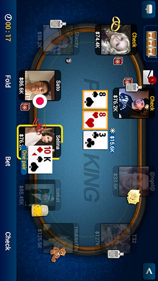 Texas Holdem: Poker Pro скриншот 1
