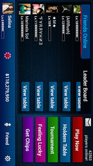 Texas Holdem: Poker Pro скриншот 3