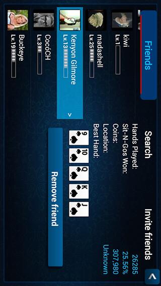 Texas Holdem: Poker Pro скриншот 4