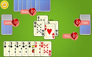 Hearts Mobile скриншот 2
