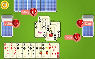 Hearts Mobile скриншот 4