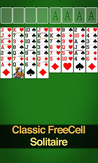 Freecell: Solitaire скриншот 1