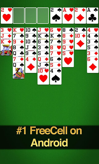 Freecell: Solitaire скриншот 2