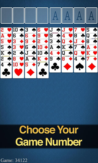 Freecell: Solitaire скриншот 4