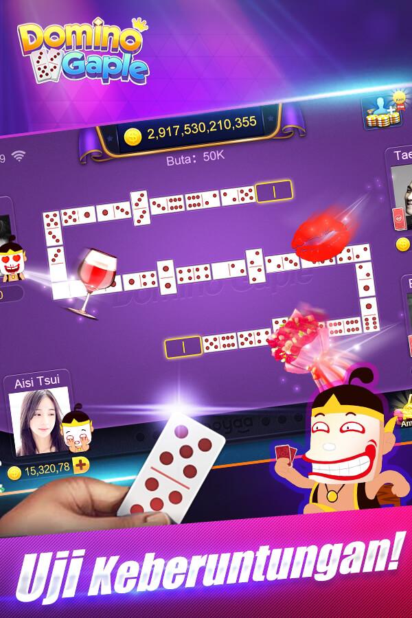 Скачать Domino Gaple Online 2.9.10 на Android