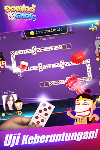 Domino Gaple Online скриншот 2