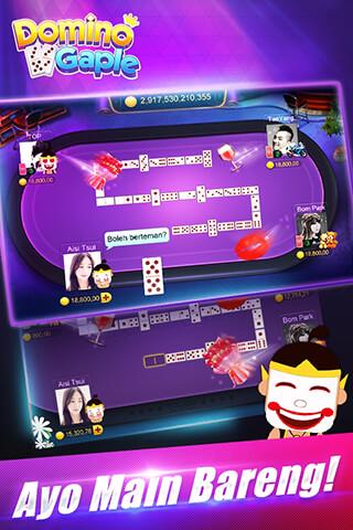 Domino Gaple Online скриншот 3