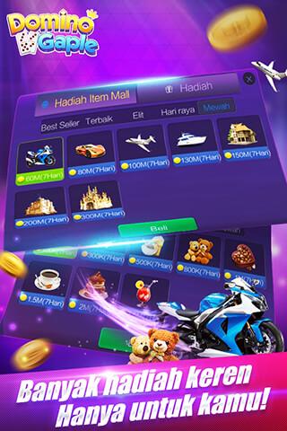 Domino Gaple Online скриншот 4