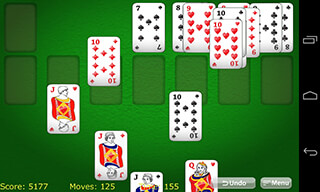 Solitaire Classic скриншот 1