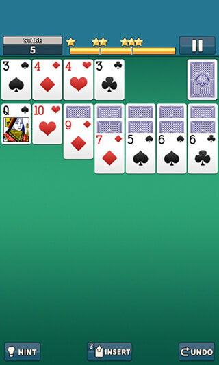 Solitaire King скриншот 2