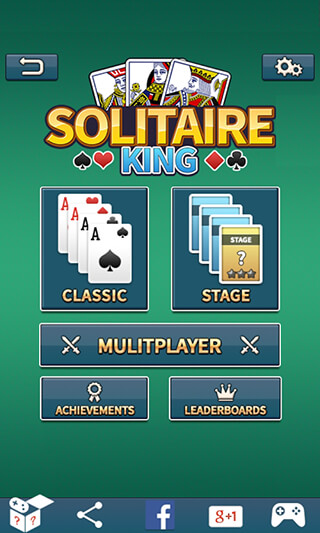 Solitaire King скриншот 4