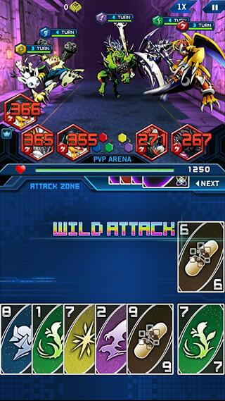 Digimon: Heroes скриншот 4