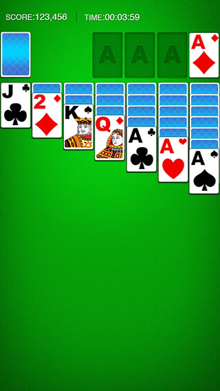 Solitaire скриншот 3
