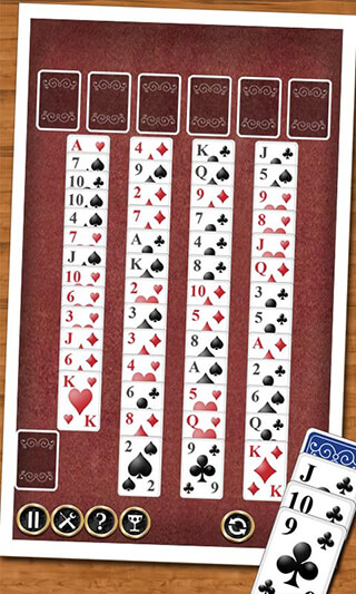 Solitaire Collection скриншот 1