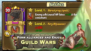 Card Lords: TCG Card Game скриншот 3