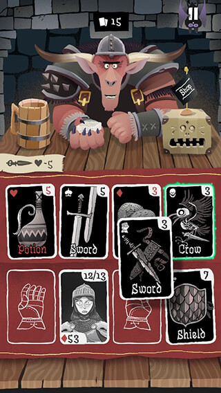 Card Crawl скриншот 1