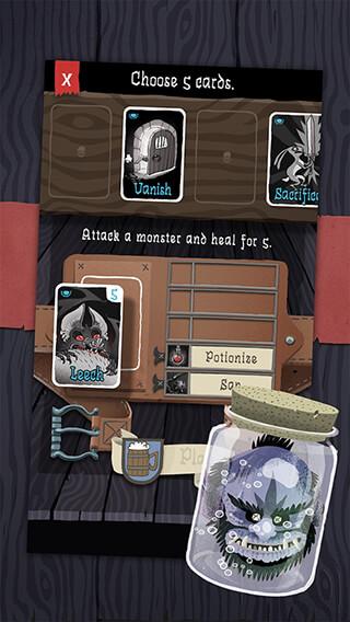 Card Crawl скриншот 4