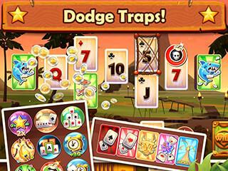 Solitaire Tripeaks скриншот 3