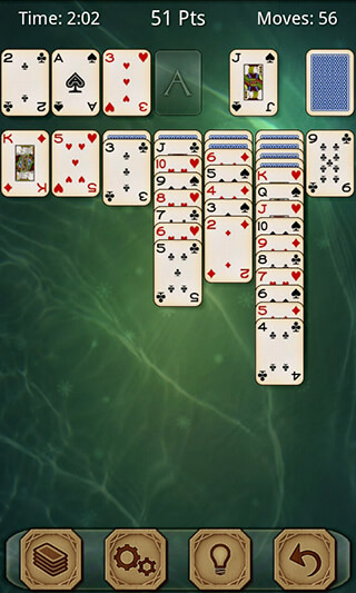Solitaire Free скриншот 1