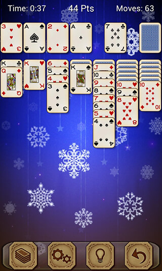 Solitaire Free скриншот 2