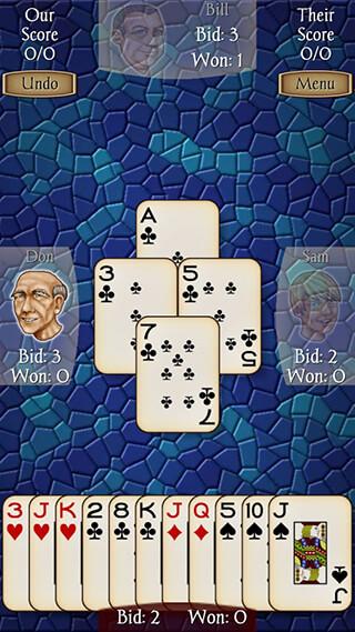 Spades: Free скриншот 2