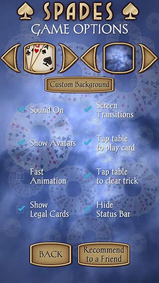 Spades: Free скриншот 4