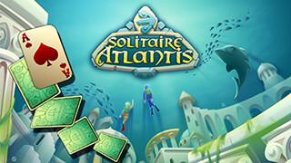 Solitaire Atlantis скриншот 1