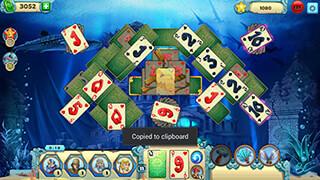 Solitaire Atlantis скриншот 3