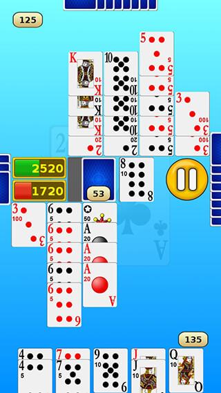 Canasta скриншот 1
