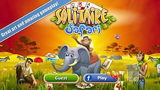 Solitaire Safari скриншот 1