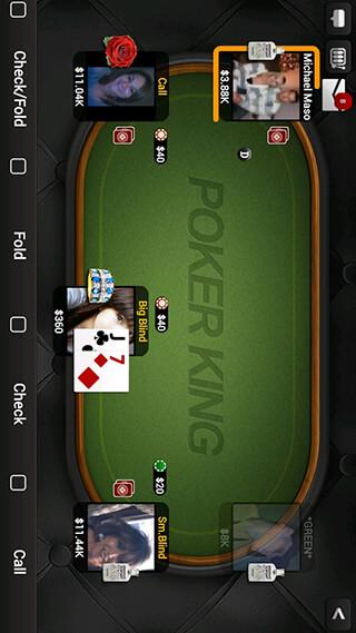 Texas Holdem Poker: Poker King скриншот 1