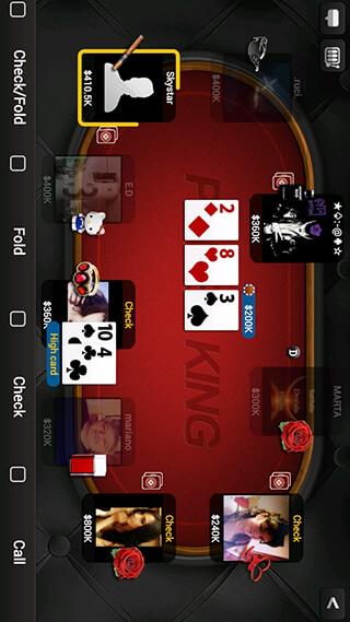 Texas Holdem Poker: Poker King скриншот 2