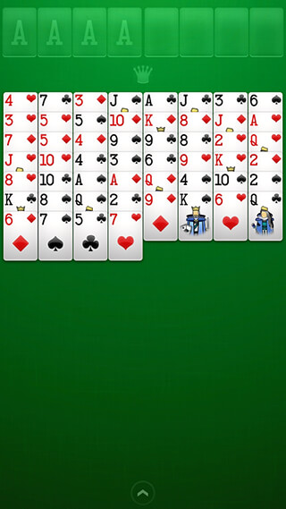 Freecell Solitaire скриншот 1