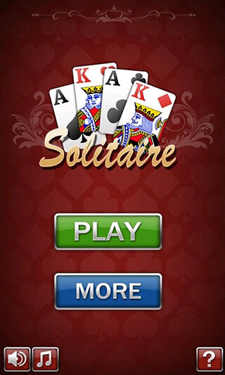 Solitaire скриншот 1