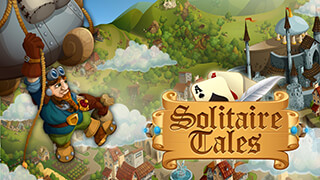 Solitaire Tales скриншот 1