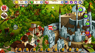 Solitaire Tales скриншот 4