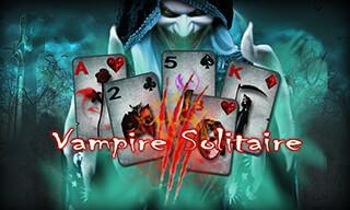 Vampire Solitaire скриншот 1