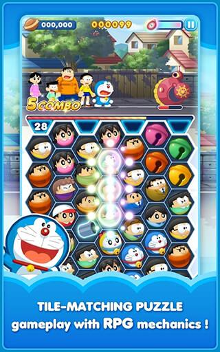 Doraemon: Gadget Rush скриншот 2