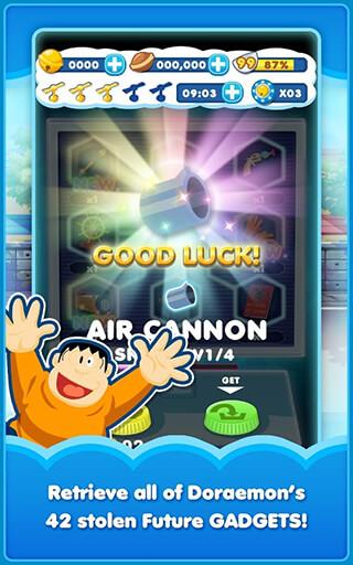 Doraemon: Gadget Rush скриншот 4