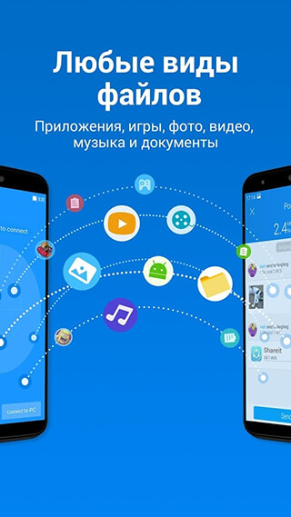 SHAREit: Transfer and Share скриншот 1