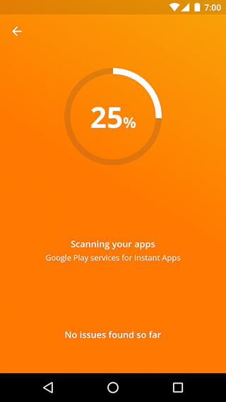 Avast Mobile Security and Antivirus скриншот 2