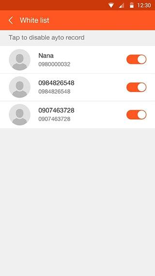 Call Recorder скриншот 3