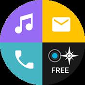 FlashOnCall: Call and App иконка