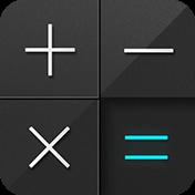 CALCU Stylish Calculator Free иконка